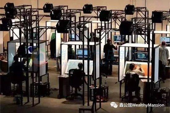 鑫公馆360-590㎡全成品·智能·奢装豪宅预约品鉴中