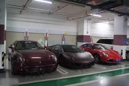 美的·罗兰春天 车位9万/个,三年分期,限时抢购
