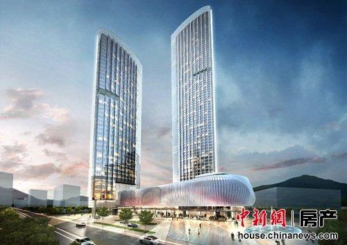 绿地投资60亿韩国建218米高大厦 客群仍面向中国
