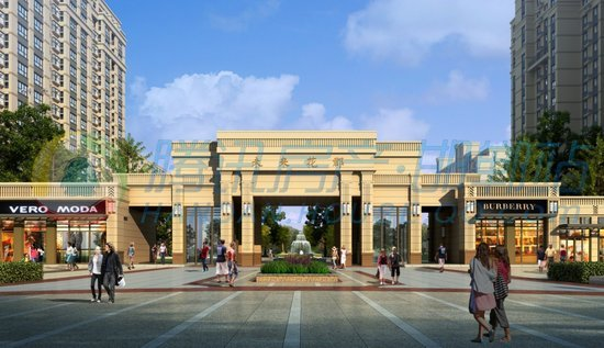 东部新盘:未来花郡正待盛绽 城市展厅开放在即