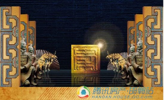 世界八大奇迹—秦始皇陵兵马俑全国巡展邯郸站