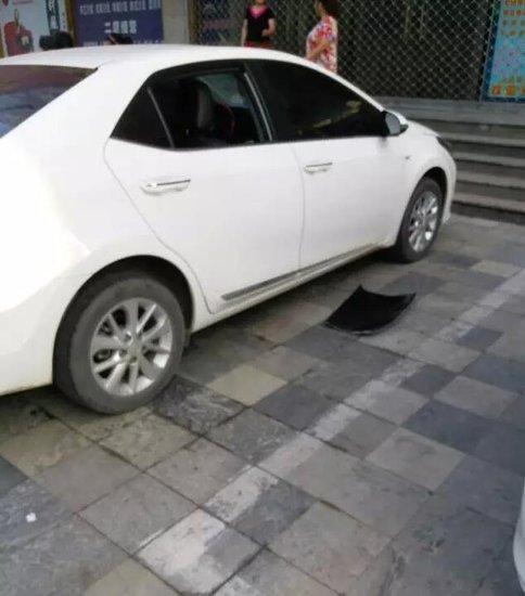 """邯郸""""撬车大盗""""被复兴区公安抓获"""