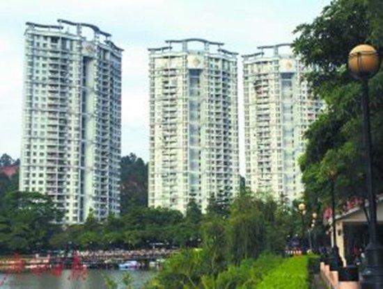 广州:二手房市场华南板块成交放大