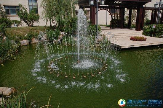 荣盛·公园印象 自然生态园林 尽享舒适惬意生活