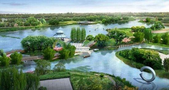 隆基泰和未来花郡 现代建筑美学催生新型湖居住宅