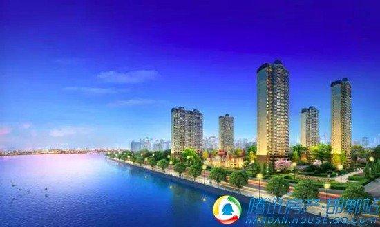 邯郸恒大绿洲 诚品绿洲见证人文建筑 奢装生态美宅