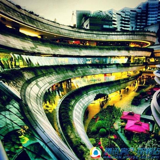 全球那些令人向往的主题Shopping Mall,快来看看