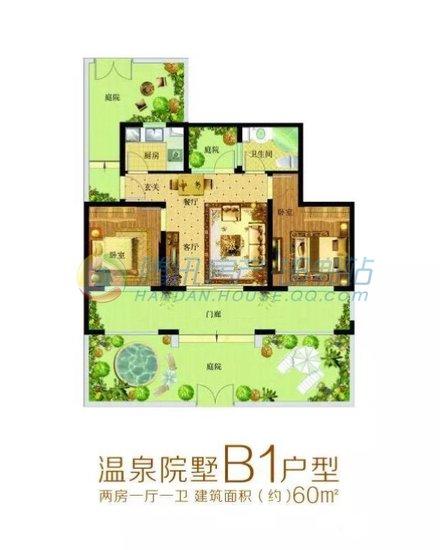 热带风情庭院生活中南芭提雅温泉苑墅热售户型赏析