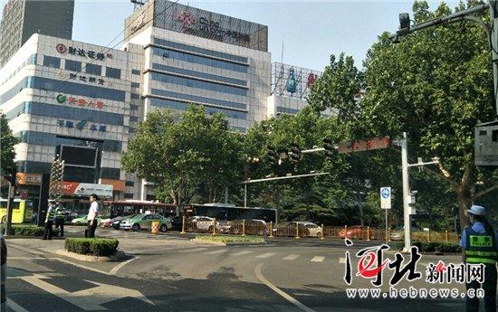 邯郸城市大动脉人民路改造提升工程竣工