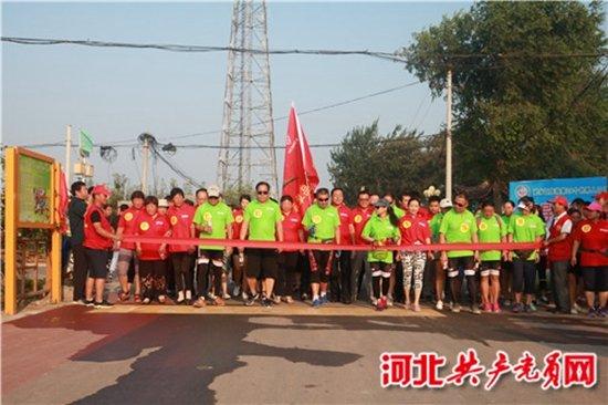 邯郸市开展第28个世界人口日宣传活动