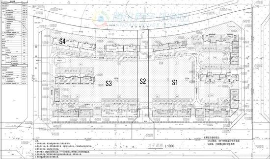 关于红玺城二期项目的规划公示