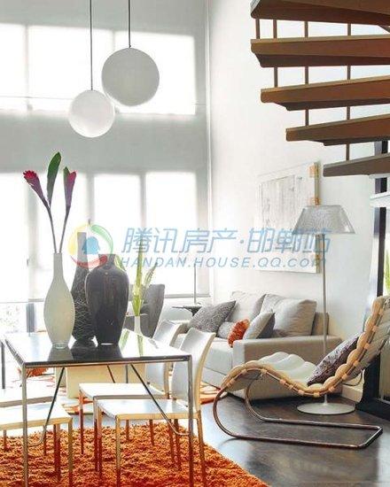 听说你在邯郸买了loft 传说中30㎡装成别墅感房子
