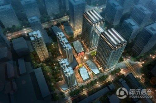 邯郸唯一 和平新世界复合型城市综合体炫目全城