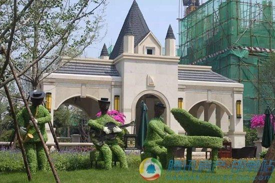 美的罗兰春天|邯郸隐藏着一处法式庄园 知道在哪吗