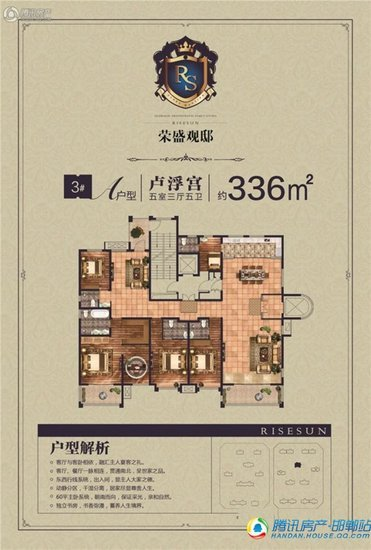 邯郸五大实景现房楼盘推荐 超高性价比值得有一套