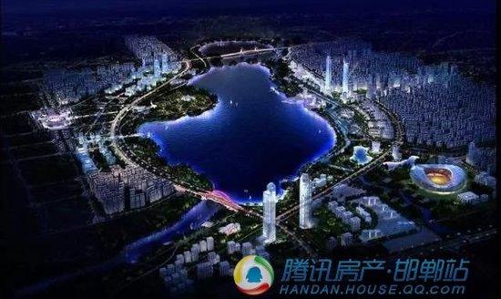 邯郸恒大绿洲 邻北湖而建 繁华闹市中的宁静居所