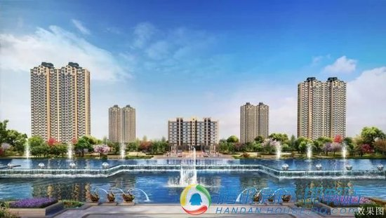 110—213㎡滏阳河畔恒大龙庭 纵享经典国际范儿