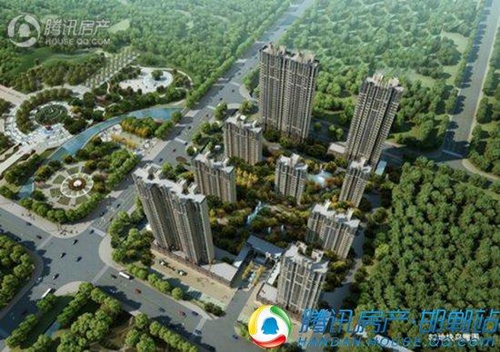 公园印象-荣盛集团在邯郸的第七部力作