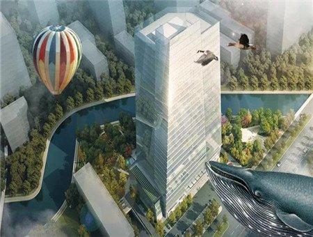 中华南滏河畔 邯南新地标 绿谷未来城精装公寓