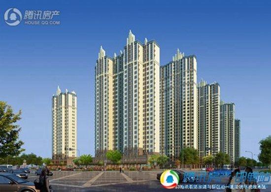 腾讯房产邯郸站10月大盘点之最具人气的五大楼盘