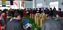 现代海棠湾看房团盛大举行