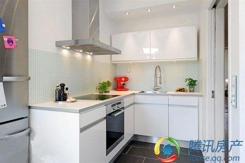 厨房装修效果图 厨房也要闹革命