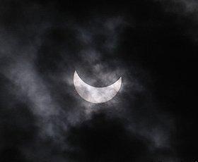 日全食观测镜热销