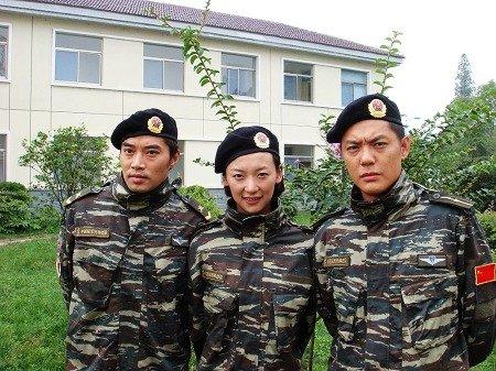 武装特警生活《狙击生死线》湖北经视上映_偶