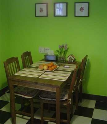 20组现代风格小户型餐厅装修 超实用高清图片