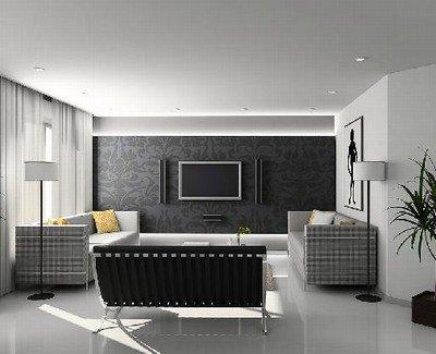 款素雅客厅装修风格