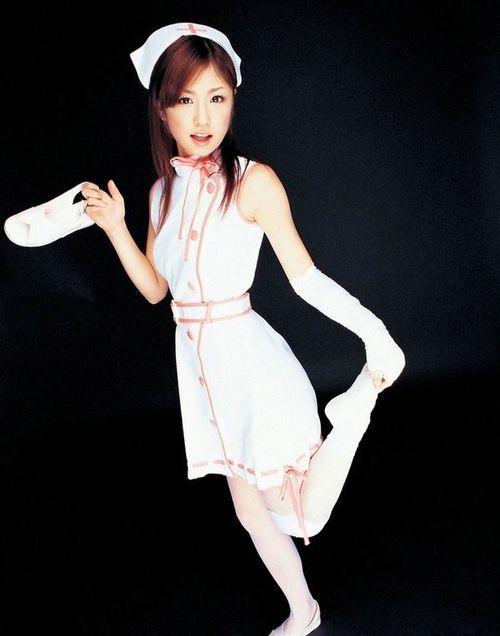 cosplay真人写真馆:小仓优子护士cos 湖北3C媒