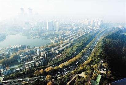 武汉新梦想:成为全国重要中心城市(图)