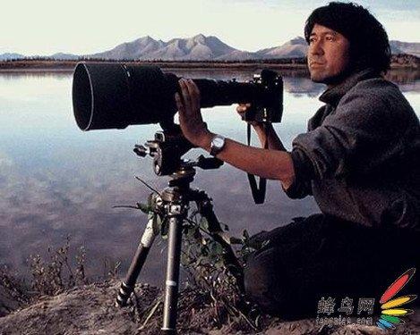 摄影师葬身熊口前遗作