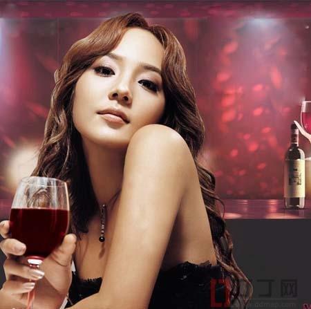 喝酒看北京女人和上海女人