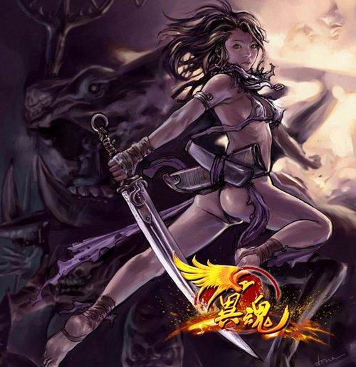 印度神话题材3D网游《翼魂》游戏介绍