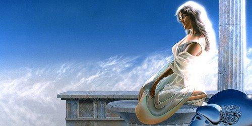 古希腊智慧女神_智慧女神雅典娜古希腊的神与画26