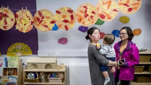 中文教育盛行英国 受富裕阶层和商界人群青睐