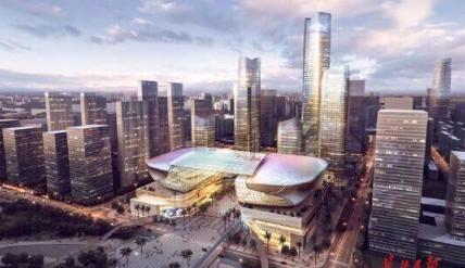 洪山区再添重点项目 武华文化新客堂即将开建