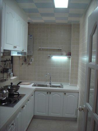 买房后装修实在没钱 超简单的86平两居室装修