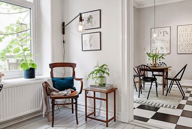 瑞典简约公寓 确定不是你想要的?