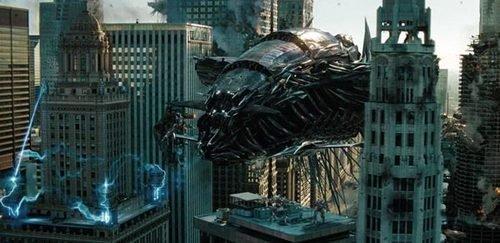 《变形金刚3》曝剧透:赛伯坦星球激战开场