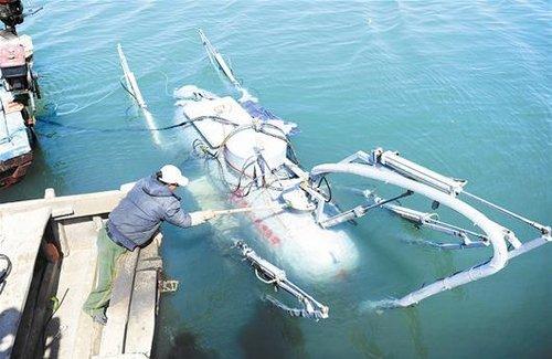 科技小制作自制潜水艇