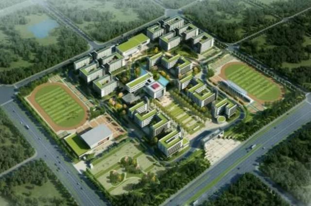 襄阳四中迁建规划图郑州106初中个中学图片