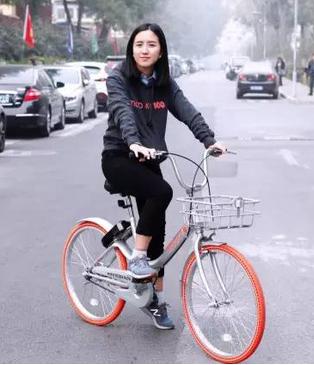 她从小记者到大老板 做共享单车一年融资几个