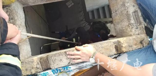事发十堰!修理热水器时水管突然爆炸