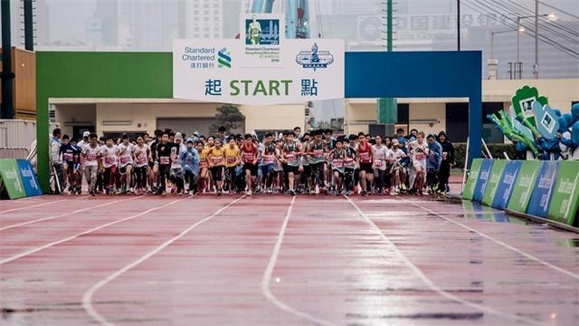香港马拉松重磅开跑!60个直通免签名额等你来