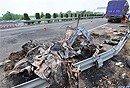 随岳高速仙桃段车祸23人死亡29人受伤