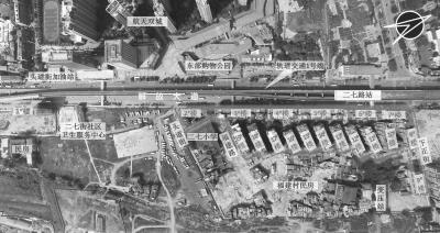 汉口拟一次起爆19栋楼 至少节省百日拆除时间