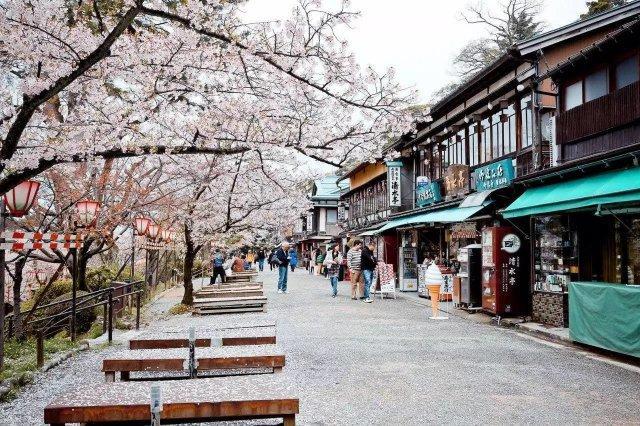 这座日本小城 比东京更时髦 比京都更风雅