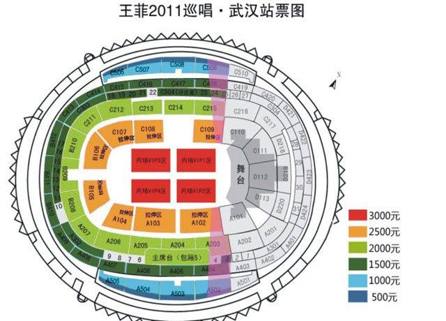 娱乐-2011王菲武汉演唱会_湖北地方站_腾讯网